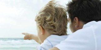 padre ostacolato nel rapporto con i figli